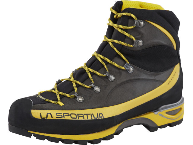 La Sportiva Trango Alp Evo GTX Shoes Herren grey/yellow